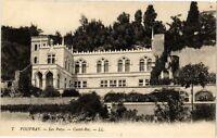 CPA Vouvray-Les Patys-Castel-Roc (266556)