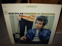 BOB DYLAN highway 61 revisited ( folk stereo 1A / 1A - MISPRINT - RARE ALTERNATE