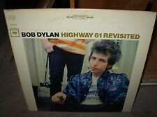 BOB DYLAN highway 61 revisited ( folk ) stereo 1A / 1A - MISPRINT - VERY RARE -