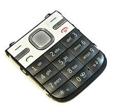 ORIGINALE Nokia c5 c5-00 Tastiera Tastiera Tasti Opaco Tappetino KEY PAD Tasti Keypad