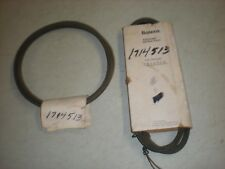"Bolens 1714513 V-Belt 2-Belt Set for old 26"" Suburban Riding Mower - NOS"