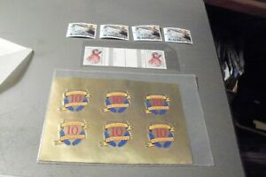 Aland12 stamps MNH/used
