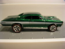 Hot Wheels X Ten Decades Tin Set 67 Pontiac Gto Green 1/64 +3