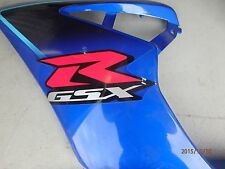 SUZUKI GSXR 1000 05/06 LEFT MID COWLING, OEM PART, LIGHT SCRATCHES