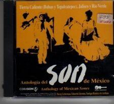 (BB474) Antología del Son de México, Tierra Calient- CD