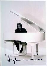 Benny Andersson ++ Autogramm ++ ABBA ++ Musik-Legende ++ Waterloo Autograph