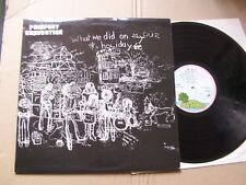 Fairport Convention, what we did on our holidays LP M -/VG + Rosa RIM Islanda ENGLAN