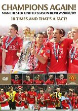 Manchester United End Of Season Review 2008/2009 (DVD) Man Utd FC 08/09