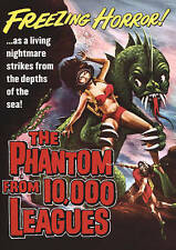 The Phantom From 10, 000 Leagues (DVD, 2016)