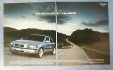 AUTO2001-PUBBLICITA'/ADVERTISING-2001- VOLVO S60