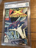 X-FACTOR #24 CBCS 9.4 WHITE PAGES 1ST ARCHANGEL APOCALYPSE X-MEN