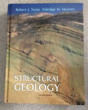 Structural Geology by Twiss, Robert J, E.M. Moores, Second Edition HARDCOVER EUC