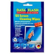 La pulizia dello Schermo Salviette Umidificate Laptop LED LCD TV Computer iPad Monitor Detergente per ufficio