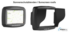 Garmin Zumo 595 LM pare-soleil visière Suncover Navi Display film protection