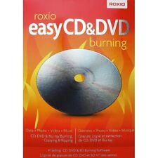 Corel 249000 Easy CD DVD Burning 2011 CRLCD13219WI-Sealed-