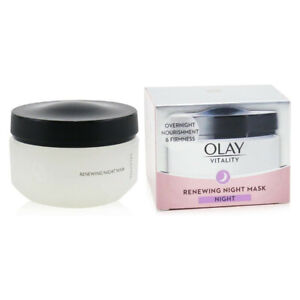 Olay Vivality Renewing Night Cream Face Mask 50ml
