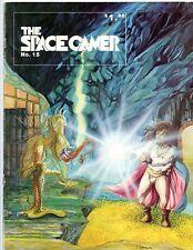 Space Gamer Magazine No. 15 1978 Steve Jackson RPG D&D Traveller Role Playing