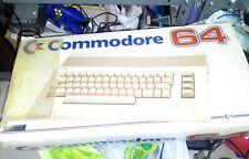 CONSOLE  COMPUTER COMMODORE 64 BOXATA -  C64 BOX