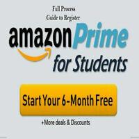 6 Months Amazon Prime Video & Music, Upgrade regular Account. read description.