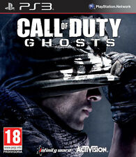 Call Of Duty Ghosts PS3 Playstation 3 IT IMPORT ACTIVISION BLIZZARD