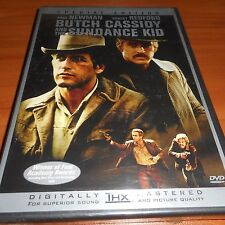 Butch Cassidy and the Sundance Kid (Dvd,2005,Special Edition) Robert Redford New