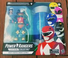 Mighty Morphin Power Rangers Lightning Collection Zordon & Alpha 5 NEW IN BOX