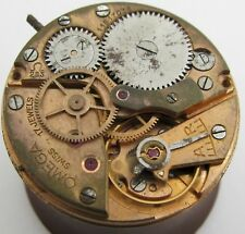 Omega 283 17 jewels watch movement for parts ...