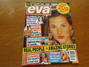 1st Edition Eva Magazine 14 September 1994
