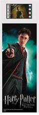 HARRY POTTER And The Half Blood Prince 2009 Laminated MOVIE FILM CELL BOOKMARK