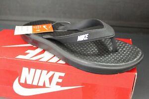 Nike SOLAY THONG Slides Sandalen Herren Duschsandale Badelatschen Größe 42,5