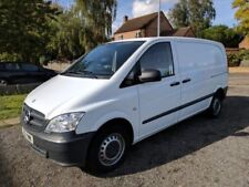 Diesel Vito Commercial Vans & Pickups with Driver Airbag