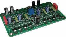 Bias Supply Modul for four Tubes  (Single pcb to Control 4 Power Tubes)