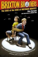 Brixton Brothers Ser.: The Case of the Case of Mistaken Identity 1 by Mac Barnet