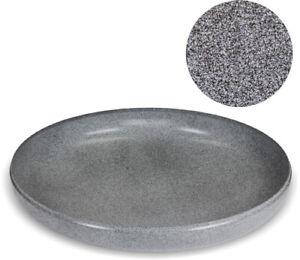 Feuerschale | Pflanzenschale | Grillschale | Beschichtet | Granitoptik