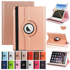 360 Rotating Leather Case For iPad 10.2'' 7th Generation Flip Smart Stand Cover