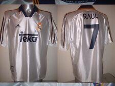 "spanien espana raul shirt jersey football adidas erwachsene xl 46"" real madrid"