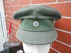 Reichswehr-Mütze mit Stempelung :  A.R.7 , 2.Bttr. Ib. M28 , 1928 , 1929 , 1930