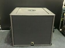 "L-Acoustics  SB15m- 15"" High-power ultra compact subwoofer"