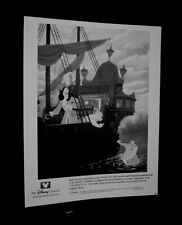 Original DISNEY CHANNEL PETER PAN Periodical Press Kit Still #1 CAPTAIN HOOK