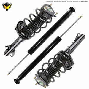 For Jeep Grand Cherokee 2011-2015 Front Rear Strut Spring & Shocks GAP