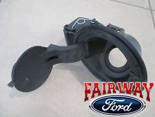 10 thru 12 Fusion MKZ Milan OEM Ford Fuel Gas Filler Door Housing Pocket Hinge