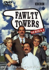 Robin Ellis, John Cleese-Fawlty Towers - Series 1 [1975] [D (UK IMPORT)  DVD NEW