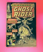 THE GHOST RIDER #1 1967 MARVEL COMICS. VG+ CONDITION. NICE COMIC