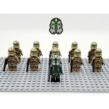 Star Wars Commander Gree Kashyyyk Clones Set 11 Minifigures Lot Building Toys