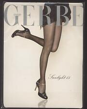 NEUF GERBE COLLANT SUNLIGHT 15 AU NATUREL TAILLE 1 SOIREE ELEGANCE TIGHTS