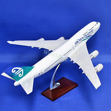 New 1:148 Fibreglass Resin New Zealand Boeing 747-400 Aircraft Plane Model 46cm