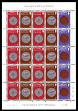 Guernsey ** postfrisch Münzen  Nr.175,78,80