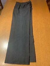 Boys Trutex grey marl school trousers, 16-17 years 32/32 inches