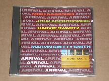 MICK GOODRICK, JOHN ABERCROMBIE, HARVIE SWARTZ - ARRIVAL - CD COME NUOVO (MINT)