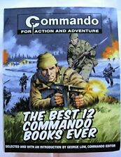 More details for commando for action & adventure: the best 12 commando... by george low, george (